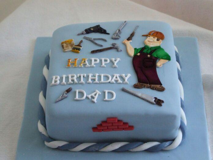 yummy cakes for dad birthday