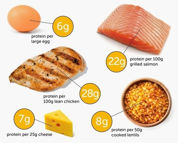 How Many Grams Of Protein In A Day?