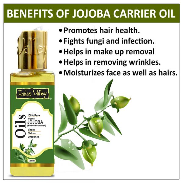 Jojoba Oil for skin