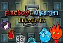 Fireboy And Watergirl Unlocked