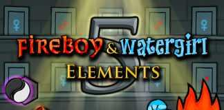 Fireboy And Watergirl Unlocked